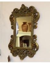 """Зеркало настенное """"Состаренное золото"""""""