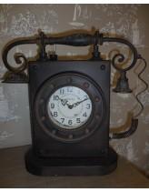 """Часы настольные """"Телефон"""""""