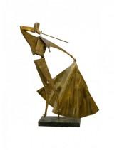 Авторская скульптура из бронзы