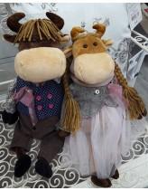 Борислав и Бруния, семейство Бул